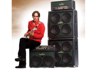 Steve Vai appears at LIMS