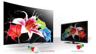 LG 4 Colour Pixel