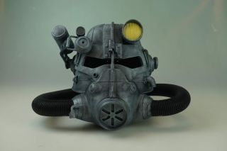 Make Your Own Fallout Power Armor Helmet Fusion Core Not