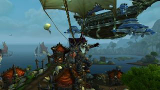 World of Warcraft Mists of Pandaria preview 5