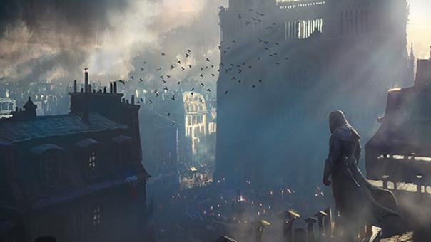 Inside Assassin S Creed Unity Ubisoft S Leap Of Faith Techradar
