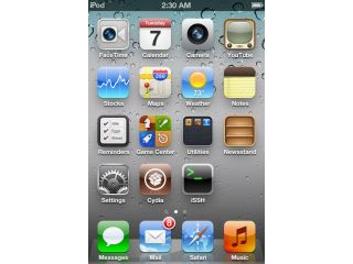 The iOS 5 jailbreak has started