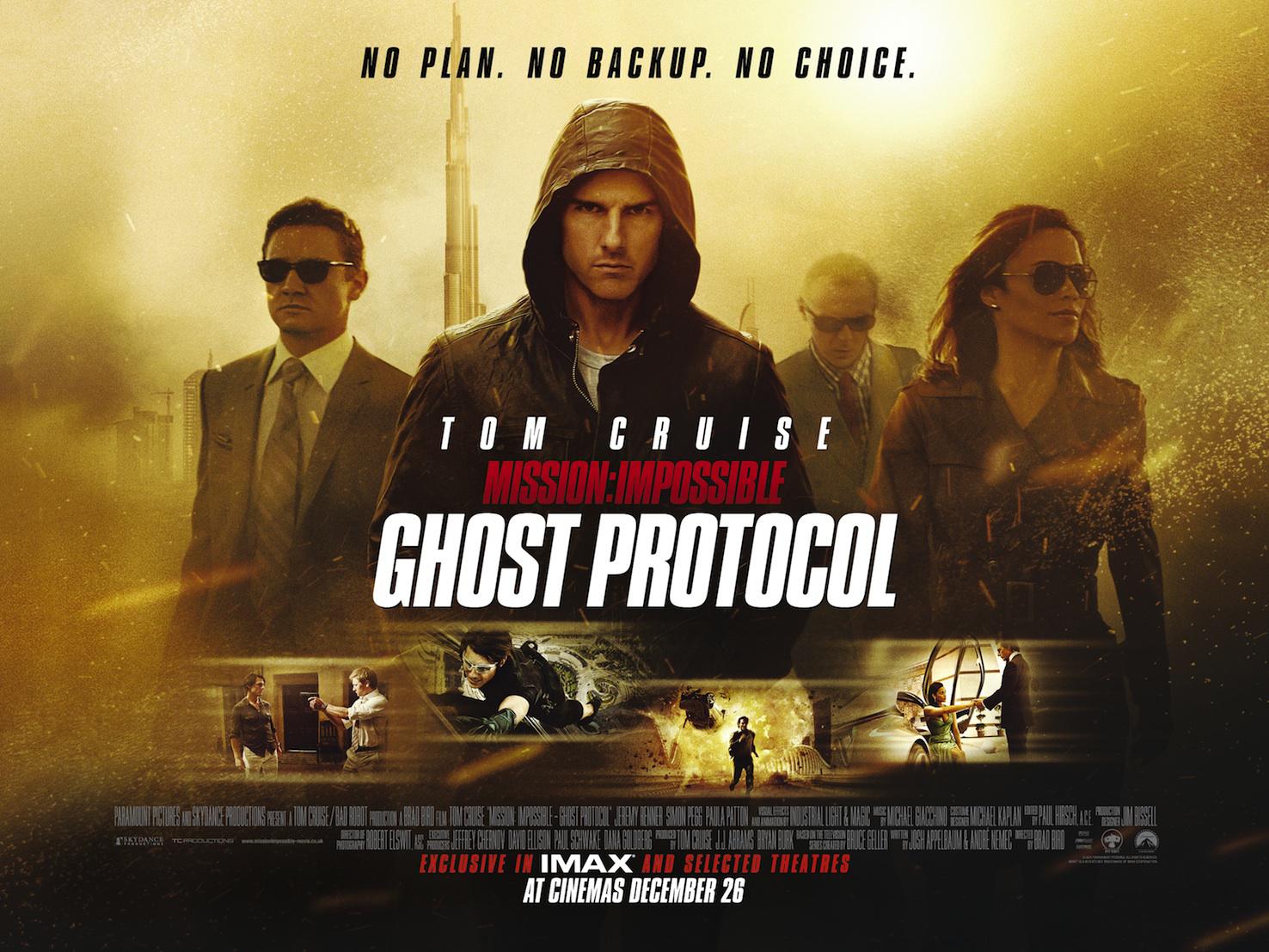 WIN! Mission: Impossible Ghost Protocol GPS snow goggles | TechRadar
