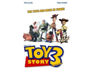 Toy Story 3 - big numbers but not as popular in 3D