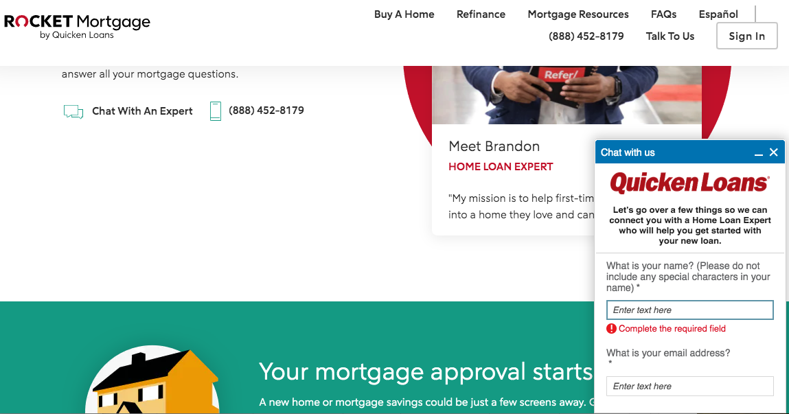 Rocket Mortgage by Quicken Loans Review | Top Ten Reviews
