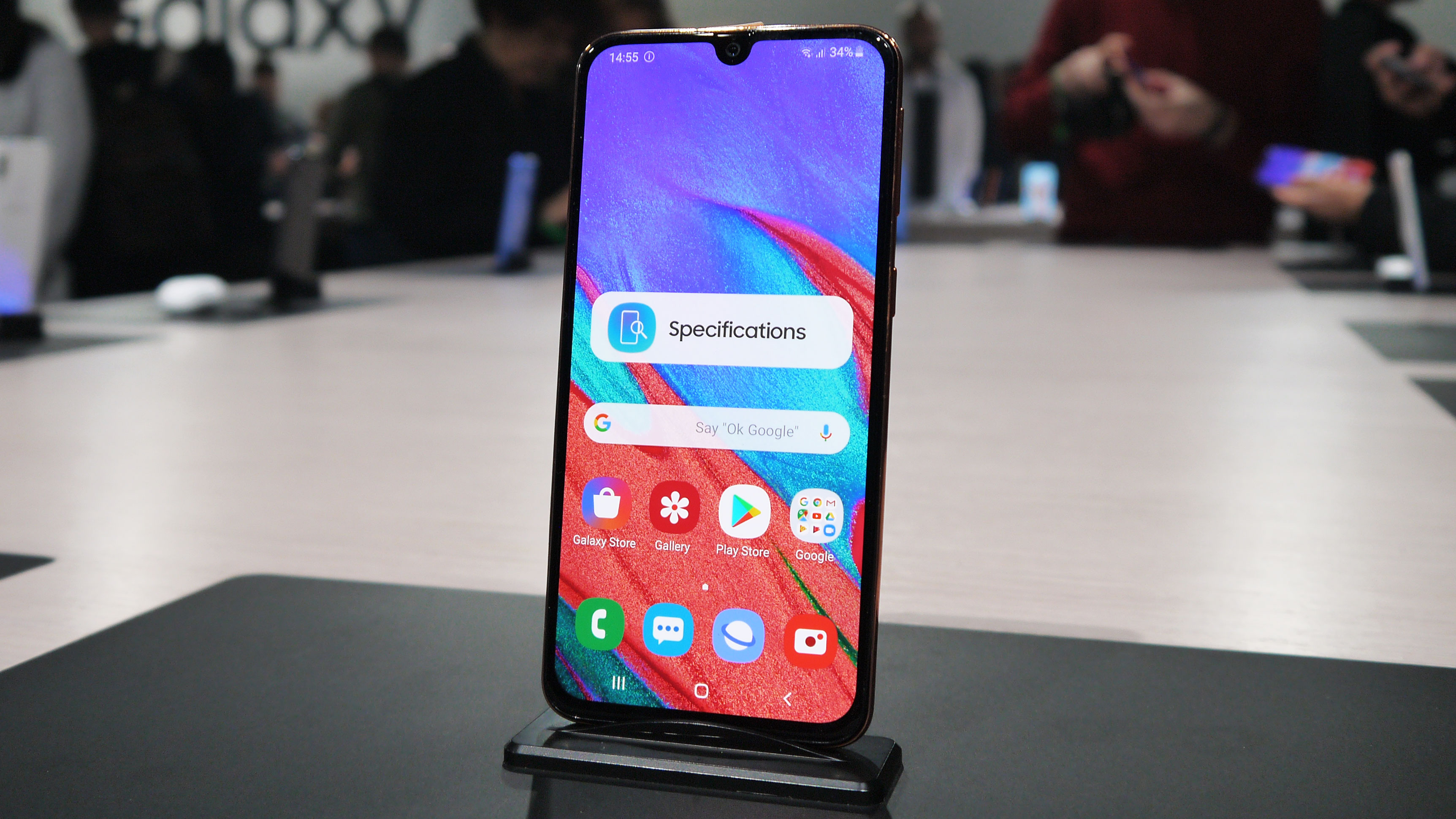 Hands on: Samsung Galaxy A40 review | TechRadar