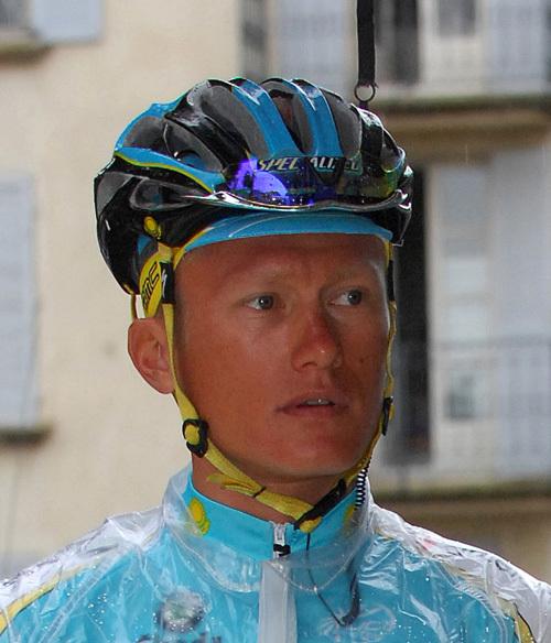 Alexandre Vinokourov Astana