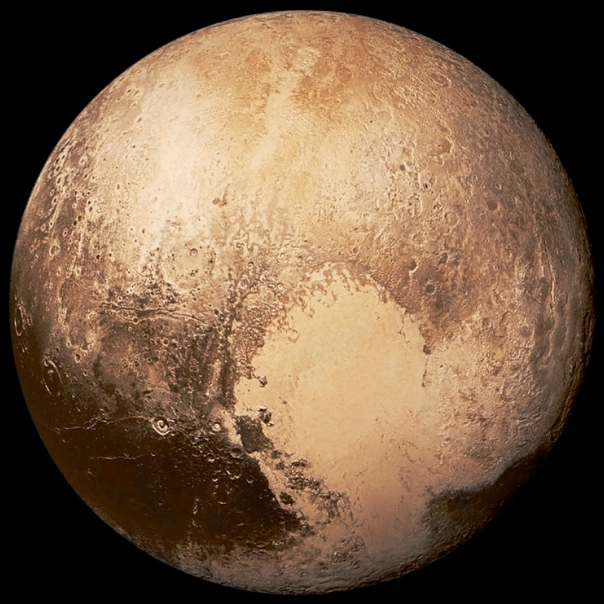 NASA's New Horizons Pluto spacecraft is still exploring, 50 AU from the sun - Space.com