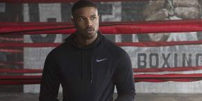 Michael B. Jordan Is Working Those Abs On A Fitness 'Mission,' And Dang