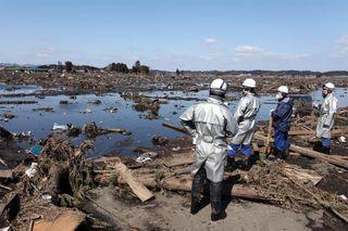 7 Years After Fukushima Disaster: Little Radioactive