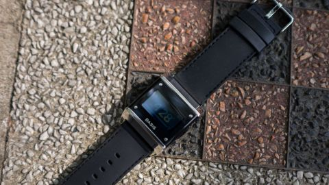 Basis Carbon Steel smartwatch fitness review