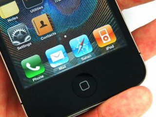 iPhone - UK's favourite for mobile web browsing