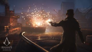 AC Syndicate Smugglers Boat Explosion
