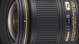 Nikon 20mm f 1 8G
