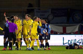 Wycombe Wanderers v Barnsley – Sky Bet Championship – Adams Park