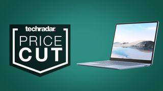 Price cut on Microsoft Surface Laptop Go