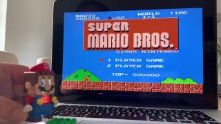 Mario controller