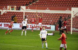 Nottingham Forest v Rotherham United – Sky Bet Championship – The City Ground