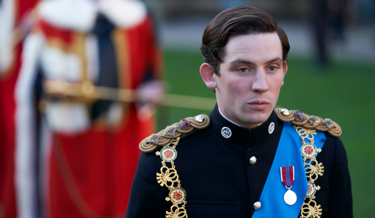 The Crown Prince Charles Josh O'Connor Netflix