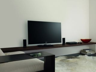 Sony's 3D-capable LX TV series