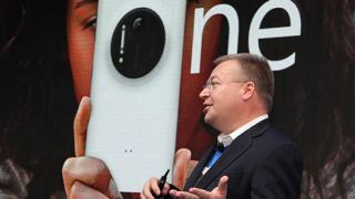 Elop admits that Nokia was scared to go head-to-head with Samsung