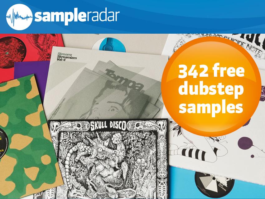 SampleRadar: 342 free dubstep samples | MusicRadar