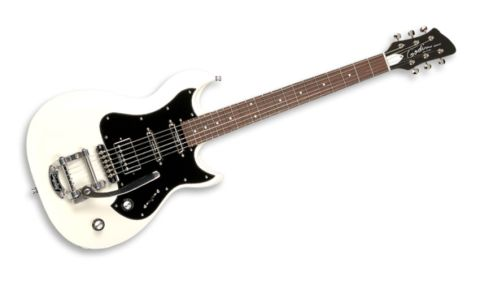 The Belmont offers a blend of Seymour Duncan lipstick single-coils and a '59 Duncan humbucker