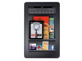 9-inch Amazon Kindle Fire expected mid-2012