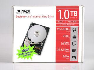 CES 2007: World's first 1TB hard drive   TechRadar