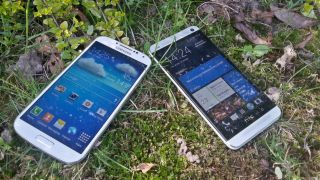 Samsung Galaxy S4 fails to beat HTC One to best mobile title