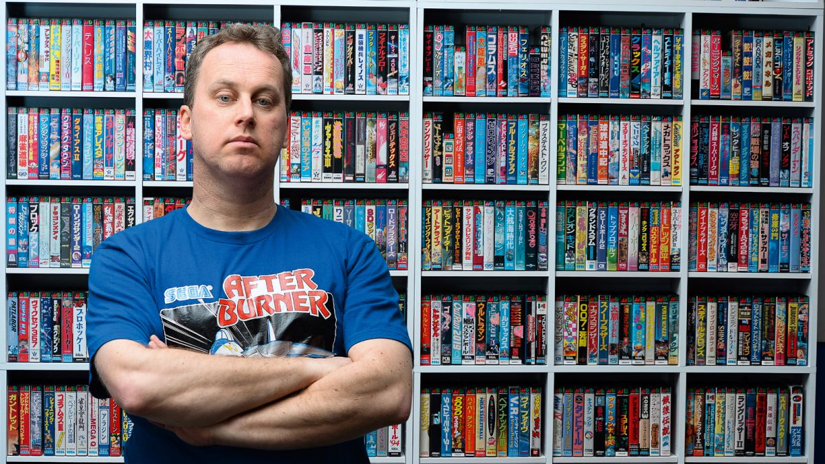 Meet the man building the world's largest game library