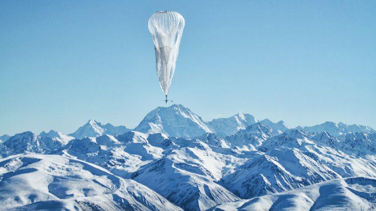 Famed balloonist Per Lindstrand pops Google's Project Loon internet dream