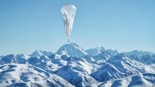 Famed balloonist Per Lindstrand pops Google s balloon powered internet dreams