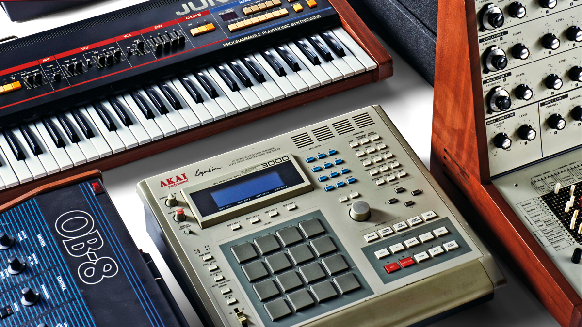 Retro buyer's guide: vintage synths and more | MusicRadar