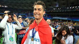 Cristiano Ronaldo replacements