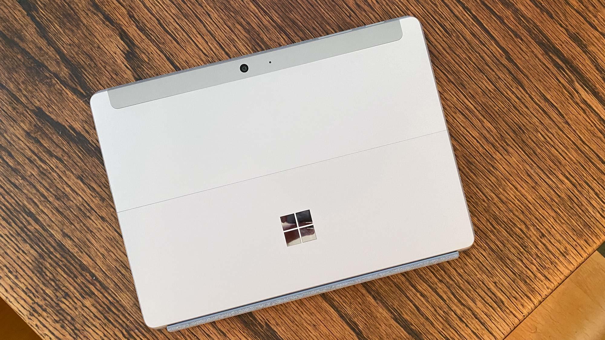 Revisión de Microsoft Surface Go 2 - volver