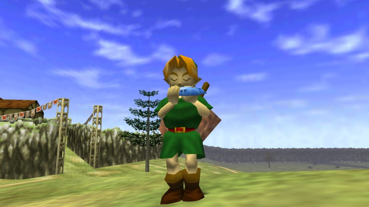 After four years speedrunners have finally beat Ocarina of Time in under 17 minutes
