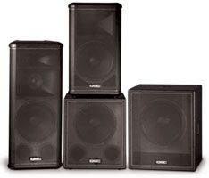 QSC Expands Loudspeaker Line With HPR Seriers