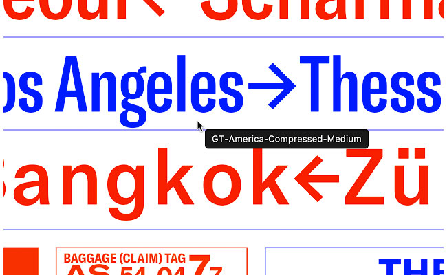 Google Chrome extensions - What Font
