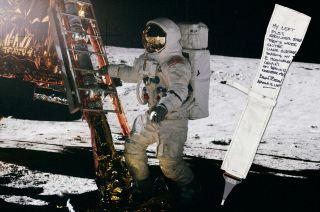 Apollo 12 Astronaut Alan Bean