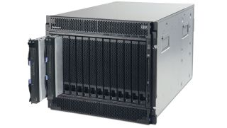 Lenovo's likely to use this type of rack for its ARM servers.