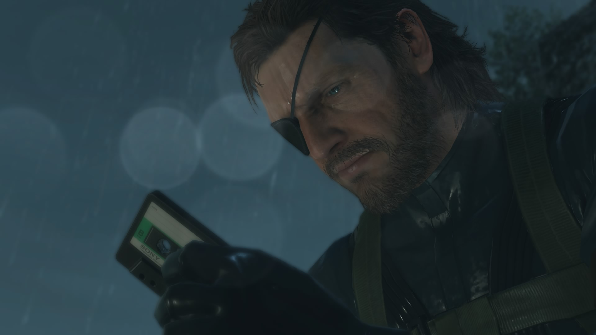 Metal Gear Solid 5: Phantom Pain '80s Cassette Tape