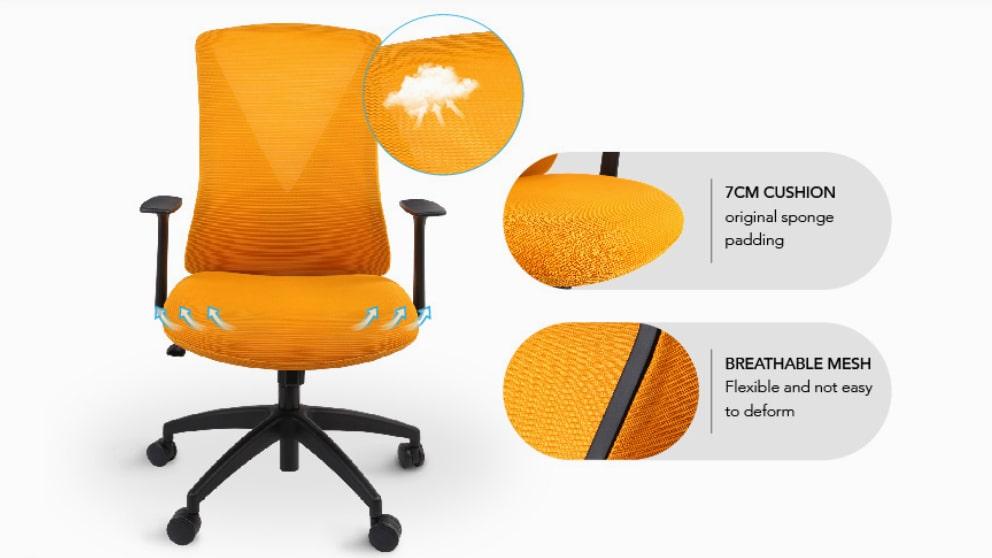 Flexi-Chair Oka Office Chair BS9