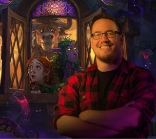 Ben Brode Whispers of the Old Gods