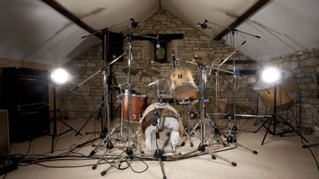 how to mic up a drum kit for recording musicradar. Black Bedroom Furniture Sets. Home Design Ideas