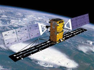 Canada's Radarsat-2,