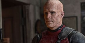 Wild Deadpool Set Photo Shows Ryan Reynolds Scarred And Naked