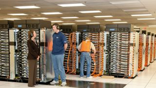 IBM's champion supercomputer