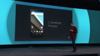 Android L officially unveiled by Google