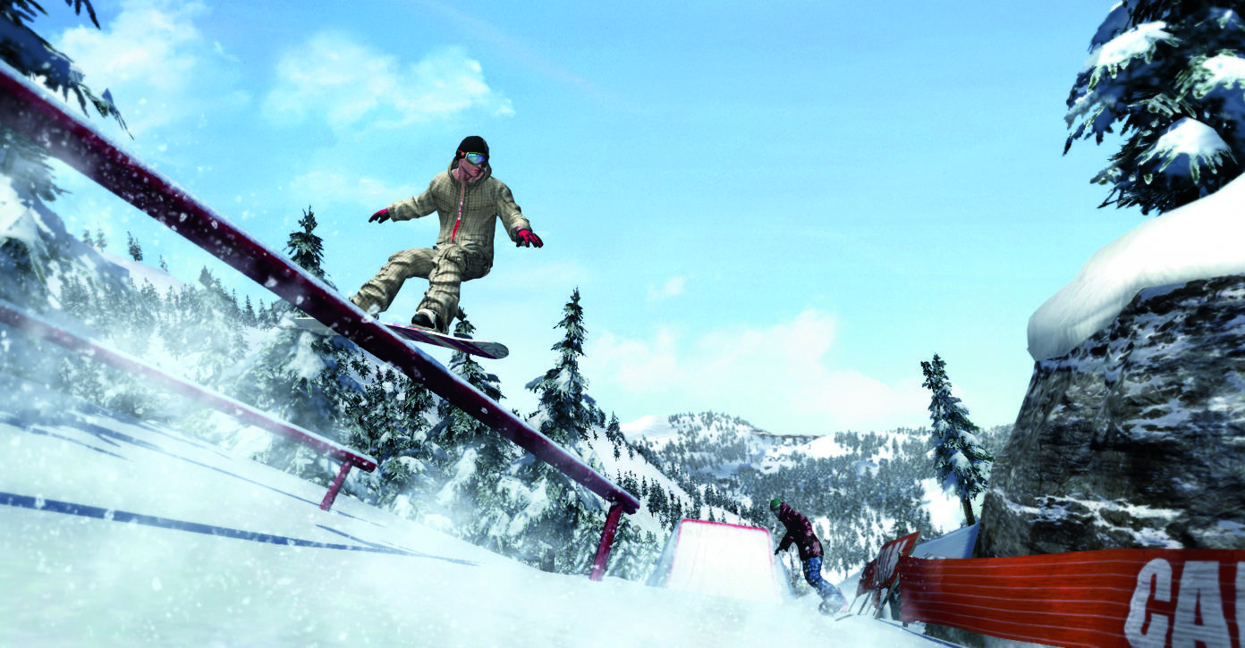 Image result for shaun white snowboarding video game